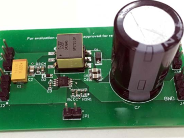 基于PMP15044的超级电容充电电路自然输入电流限制电路设计