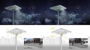 基于短距离无线通信技术实现LED路灯网络的智能化设计