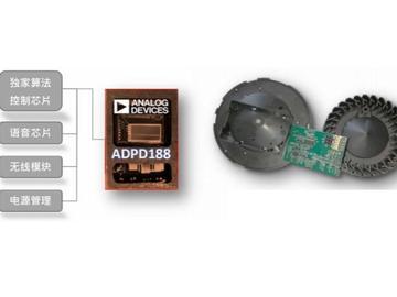 ADI新品智能气体感测模块完美解决烟雾传感器的技术瓶颈