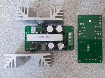 低噪声可调电源(30V-4A,CC-CV)