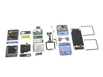 三星 Galaxy Z Flip 拆解-最先进的折叠手机是否只是奢侈品?