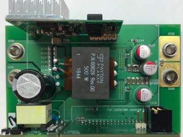 基于高压GaN器件的12V/500W 谐振转换器电路设计