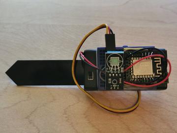 自制超低功耗的数据记录器