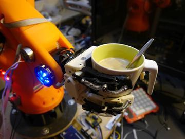 外国团队研发3D可打印机器人手臂