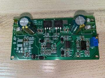 非隔离直流变压器 开环同步整流双向Buck/Boost 太阳能光伏发电调压