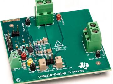 基于LMG1210半桥 GaN驱动器的高速直流/直流转换器电路设计