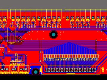 基于STC15单片机设计的消防报警采集系统方案(驱动底板、原理图)