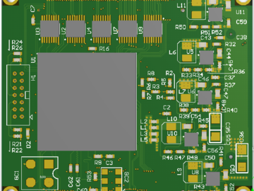 Xilinx XC7A200T A7 FPGA 参考设计 (原理图、PCB、BOM)