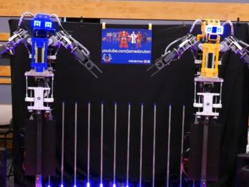 构建符合标准的机器人机械手-用于活动和教育