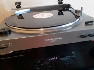 基于ESP32的立体声黑胶唱片