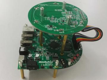 基于Rockchip RK3229 BT+Wi-Fi智能音箱方案