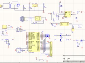 基于单片机的热水器控制系统的设计