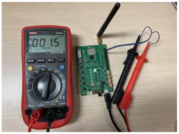 低功耗测量——如何测量低功耗无线通讯模块的功耗