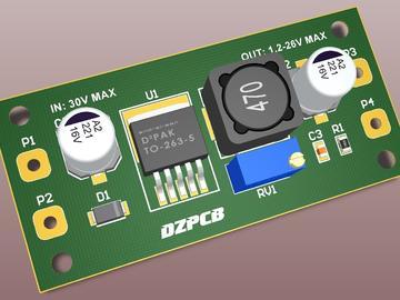 基于LL-01超声波液位传感器的智能检测电路设计
