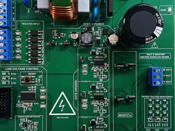 适用于HVAC风机、BOM成本较低的电气换相电机驱动电路设计
