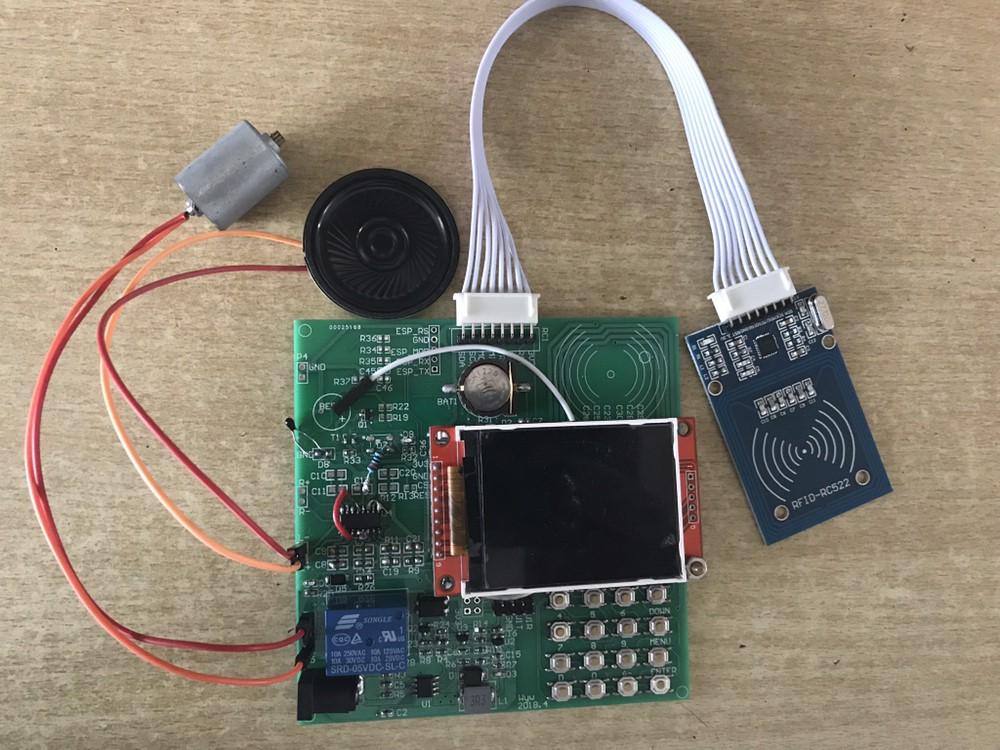 带语音功能的STM32门禁密码锁设计