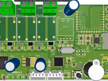 基于讯飞的离线语音识别智能家居控制系统(STM32+XFMT101)(原理图+PCB+源码+论文)
