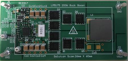 用于電子煙應用的同步 4 開關降壓/升壓轉換器