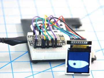 入门指南:TFT彩色显示屏,带Arduino和ESP8266
