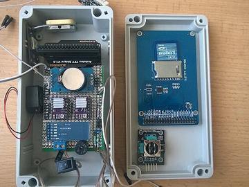 基于 Arduino Due 的望远镜设计