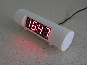 基于 ATtiny1614 的电子管闹钟
