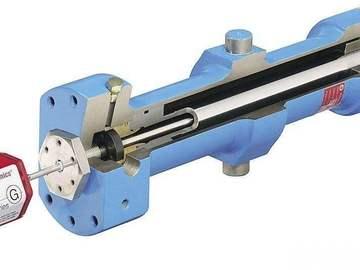 基于磁敏角度技术的拉线式位移传感器应用系统设计方案