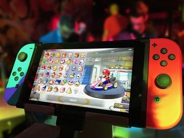 任天堂提交新Joy-Con触摸笔专利 彻底发挥触摸屏机能