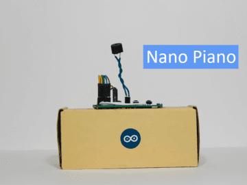 基于Arduino设计的简单小钢琴