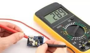 如何使用万用表测量变频器的好坏