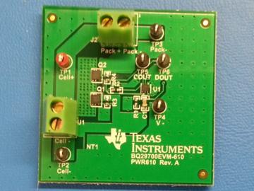 基于bq297xy的智能手机单节锂离子/锂聚合物电池保护电路设计