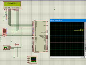 基于STM32的DS18B20温度检测仪设计(源码+仿真+原理图)
