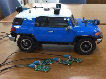 基于 Socionext Miranda 的 CGI Studio 之车用数位仪表板方案