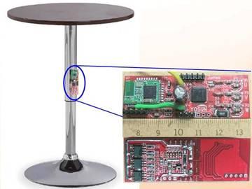 基于TI CC2541搭配DRV91690的电动升降桌方案