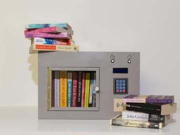 基于Raspberry Pi (树莓派)的图书防潮保护室