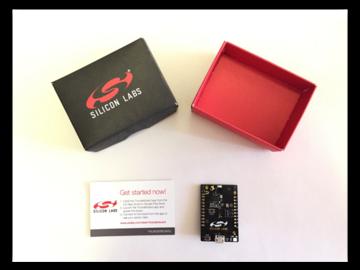 物联网开发板新标杆,SILICON LABS Thunderboard EFR32BG22