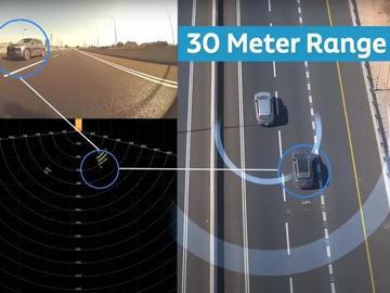 4D成像雷达公司Vayyar推出了超短距离和近程成像雷达评估套件,提高ADAS和自动驾驶汽车的安全水平