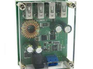 基于LTC7821设计可使DC-DC转换器解决方案的尺寸减小50%