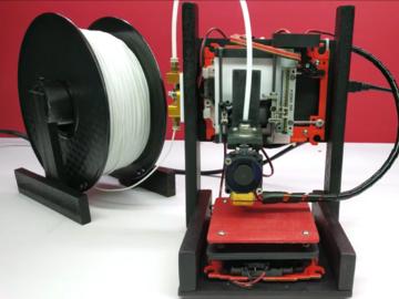如何用DVD刻录机制作DIY Arduino Mini 3D打印机