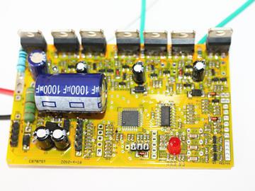 STM8 电动自行车控制器电路方案(电路图+代码)