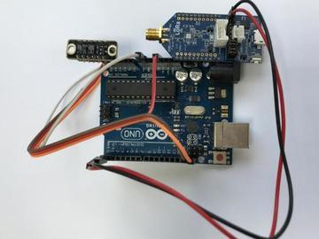 基于Semtech SX1276 and AMS CCS811 sensor 之 LoRa瓦斯及室内空气质量监测方案
