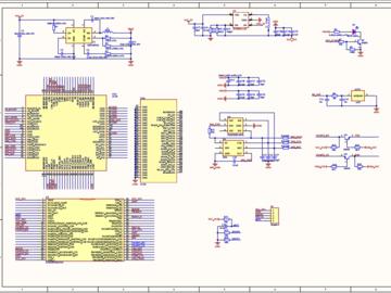 STM32_EC20_MQTT接入百度云阿里云程序源码含订阅实例提供原理图到手即用双向认证可技术支持