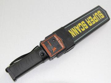 555定时器作为方波生成器的金属检测器的电路图分析