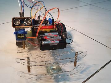 基于Arduino的遥控汽车