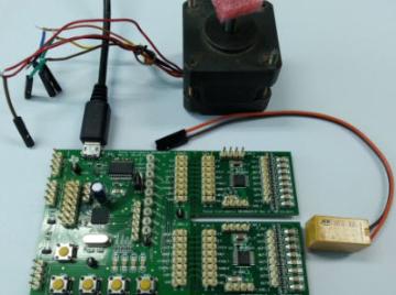 基于DRV8860的串行接口双路8通道步进驱动器电路设计