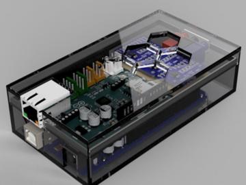 基于Arduino的智能电量监控器