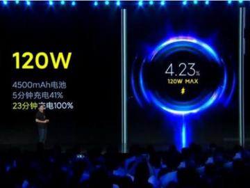 小米新手机石墨烯电池120W超大功率快充,有线快充功率直接翻倍