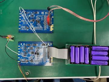 基于 NXP MC33771 及 S32K144 的智慧汽车 BMS 动力电池管理一体式系统方案