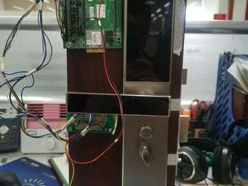 基于Qualcomm QCA4024 的双模全自动智能门锁Turnkey 方案