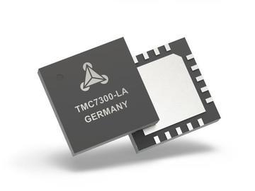 基于TMC7300控制器的智能电动机电路设计方案