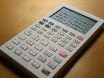 基于 STM32 的科学计算器